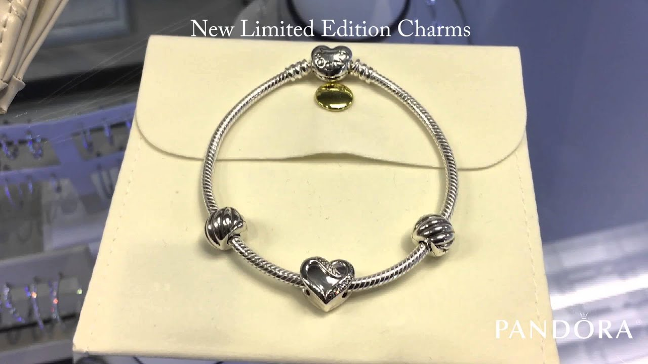 eb2b13bde Pandora Valentine's Day Gift Set 2016 - YouTube