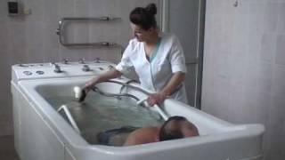 sanatorii.by Подводный душ-массаж в санаториях Беларуси
