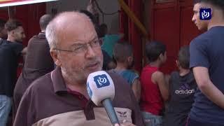 أجواء العيد تطغى على الحصار والظروف الصعبة في غزة (12/8/2019)