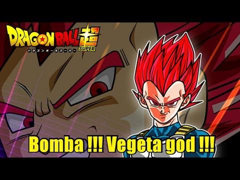 VEGETA NOVA TRANSFORMAÇÃO SSJ GOD CONFIRMADA !!! Mangá cap 22 - Assistir Animes Online