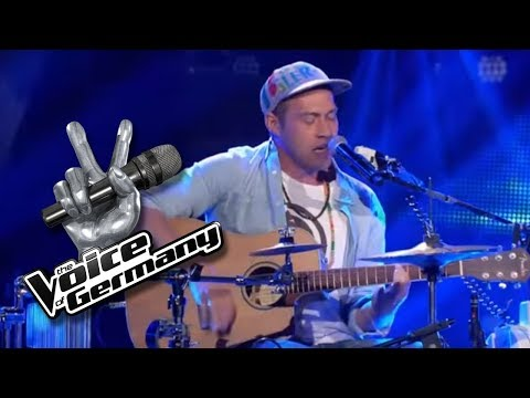 Thomas D  Rückenwind  Mark Schlumberger   The Voice of Germany 2017  Blind Audition