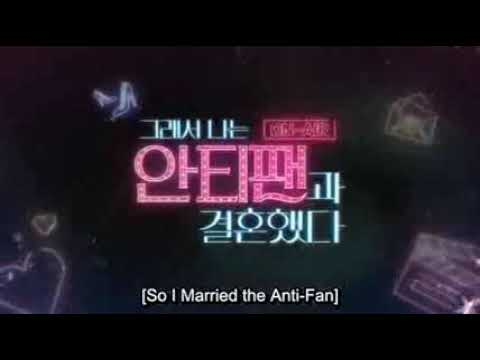 Download [DRAKOR] So I Married An Anti-Fan Episode 1 Sub Indo