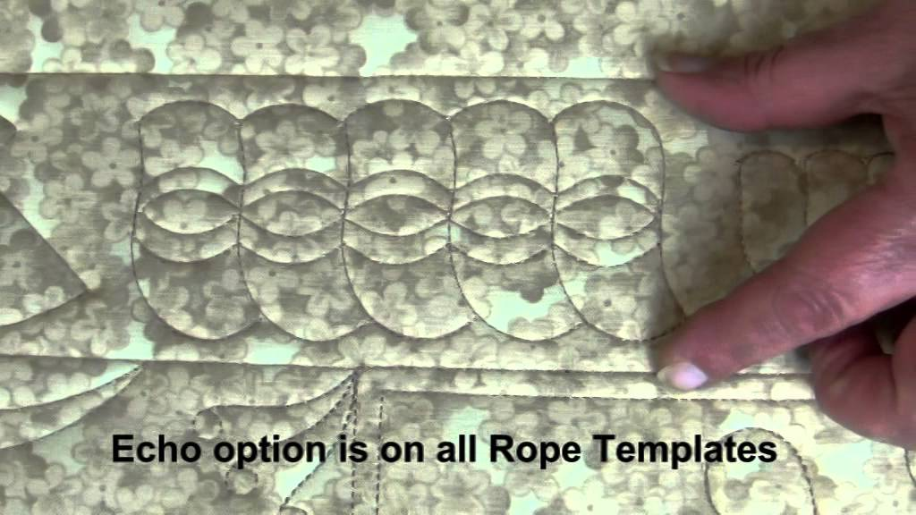 Westalee Rope Template Samples