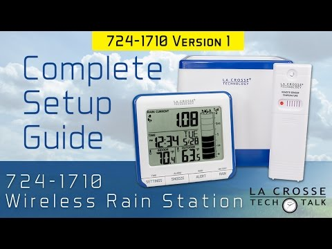 724-1710 Complete Setup Guide