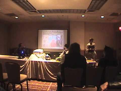 Ancient City Con 2013: Steampunk Multi-Cultural Panel