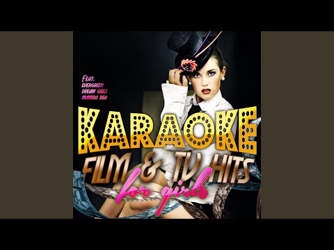 I'll Make A Man Out Of You (In The Style Of Mulan) (Karaoke Version)