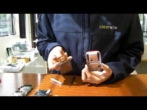 Palm Centro Treo 690 Screen Replacement Tutorial