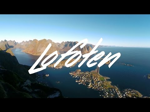 Roadtrip to the Lofoten islands | Traveling with GoPro