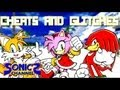 SC Cheats & Glitches: Amy, Tails & Knuckles in Emerald Coast!