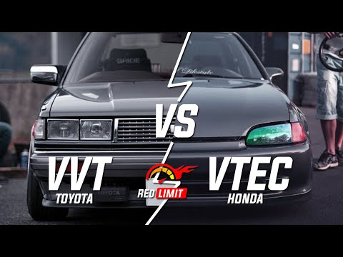 VTEC vs VVT - Funcionamiento y diferencias!! | RED LIMIT