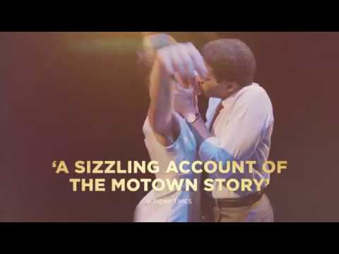Motown The Musical (Vintage Trailer)