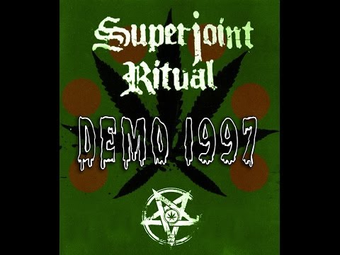 SUPERJOINT RITUAL - DEMO '97 ⌇ Full Demo ☆ 1997