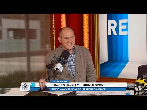 CBS and TBS NCAA Tournament Analyst Charles Barkley Dials in to The RE Show - 3/20/17