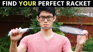 How to Choose a Badminton Racket - The Ultimate Guide