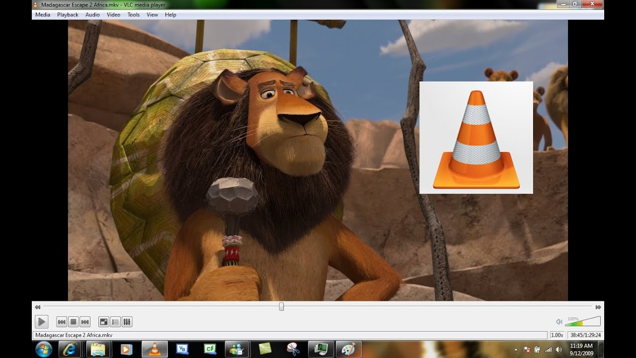vlc media player Universal media player - vlc media player can support different formats so users do not need to search the web for additional codecs getting a free download of vlc player gives you the chance to play compatible formats, including avi, asf, mpeg, mpg3, mov, aac, raw dv, flv, creative™ voice, and many more.