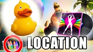 Search The Tiny Rubber Ducky Location - 14 Days of Summer - Day 13