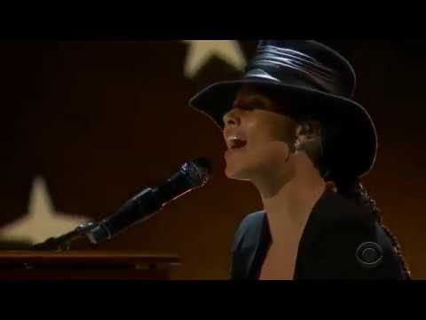Download Alicia Keys 2 Pianos Cover Performance - 2019 Grammys