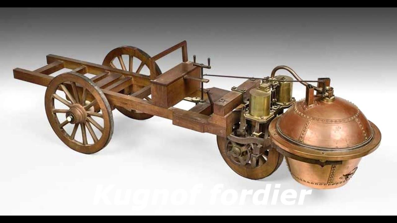 картинка первый автомобиль с паровым двигателем определить