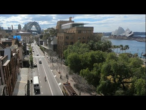 SYDNEY WALKS -The Rocks To Circular Quay