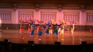 UNC Bhangra Elite at Bhangra in the Burgh 2012
