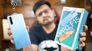 OPPO F15 Unboxing | Oppo's Midranger!