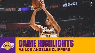 HIGHLIGHTS | Avery Bradley (24 pts, 2 stl, 6-12 3PT) vs. LA Clippers