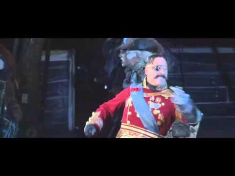 Peter Pan at the Regent's Park Open Air Theatre - 2015 trailer