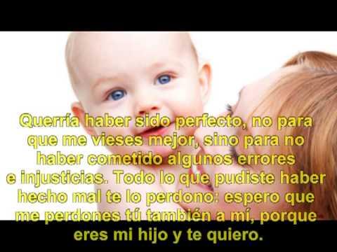 Frases De Una Madre Para Su Hijo Bonitas Frase De Una Madre Para Su