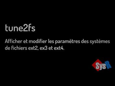 tune2fs - sysreseau.net