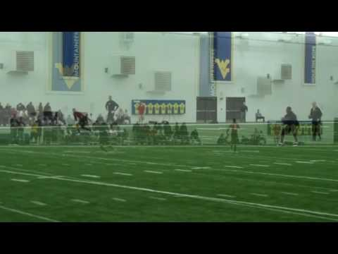 West Virginia Pro Day - 2010