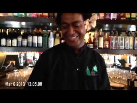 Fiji Food Safari - Lulu's Bar (Port Denarau)