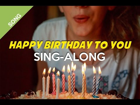 Happy Birthday To You Song Free Happy Birthday Ecards 123
