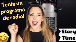 TENÍA UN PROGRAMA DE RADIO! | QUE NO TE DIGAN QUE NO PUEDES!