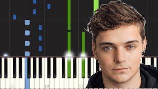 Martin Garrix ft Mike Yung - Dreamer Piano Tutorial