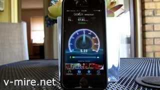 видео Скорость мобильного интернета