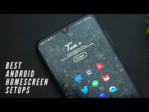 Best 2020 Android Homescreen Setups Ep. 1