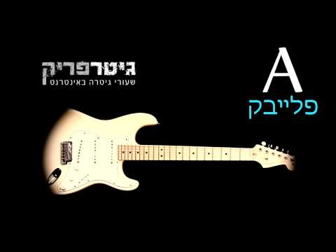 One Chord Backing Track - Jazz Blues Backing Track In A