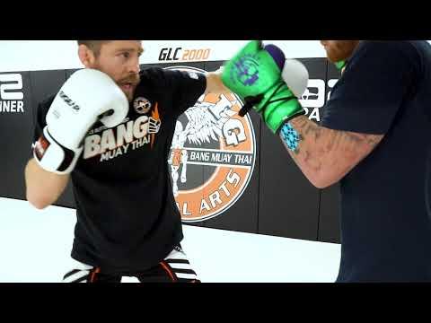 KIckboxing For MMA: Dekkers Combination