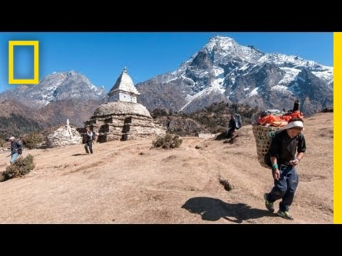 Everest Tourism Changed Sherpa Lives | National Geographic