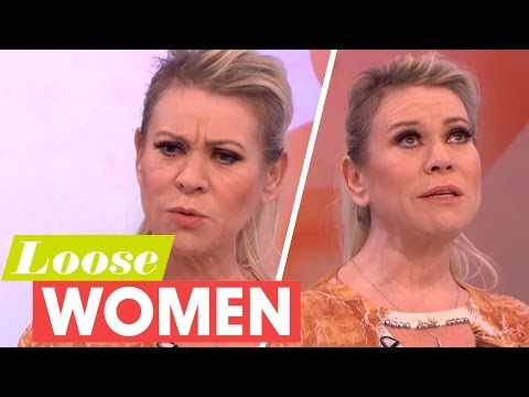 Tina Malone Gets Emotional Talking About Her Excess Skin Surgery   Loose Women