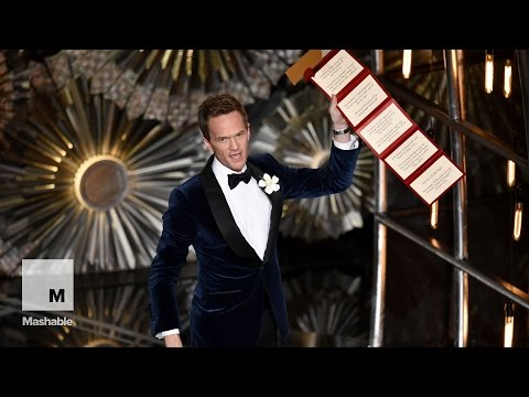 Watch the best moments from the 87th Academy Awards | Mashable