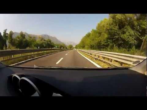 Milan to Austria [10x]