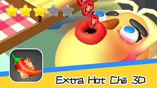 Extra Hot Chili 3D Walkthrough Try to Handle Hot Chilies Recommend index three stars