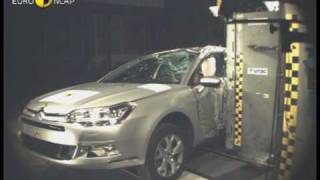 Euro NCAP | Citroen C5 | 2008 | Crash test
