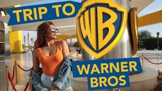 OUR TRIP TO WARNER BROTHERS ABU DABHIl | RELIVING MY CHILDHOOD MEMORIES |  Bosslady Shruti