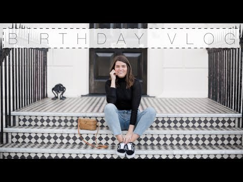 A Day In The Life: My Birthday & Chatty Tutorial   The Anna Edit