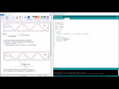 SinGen arduino sinusoidal wave generator