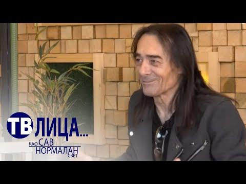 TV lica: Dado Topić