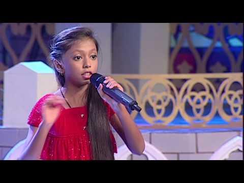 Gurnur Singing Miss Pooja Song Date on Ford | Voice of Punjab Chhota Champ 3 | PTC Punjabi