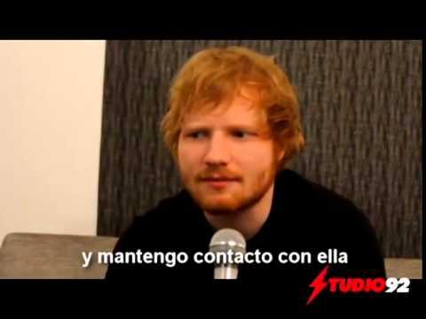 Ed Sheeran en Lima (Entrevista y Concierto)